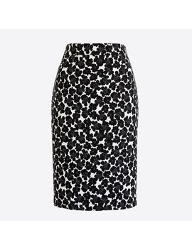 Stretch Pencil Skirt by J.Crew