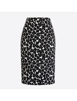 Stretch Pencil Skirt by J.Crew