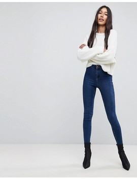 New Look Tall Super Skinny Blue Jean by New Look Tall
