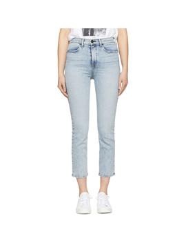 Blue Cigarette Jeans by Rag & Bone