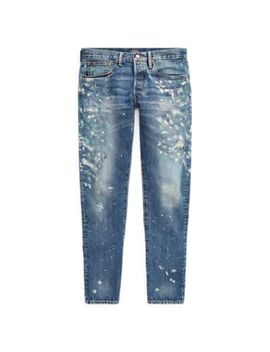 Sullivan Slim Distressed Jean by Ralph Lauren