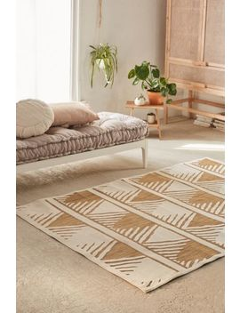 Makenna Indoor/Outdoor Woven Rug by Urban Outfitters