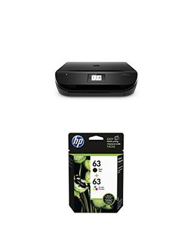 Hp Envy 4520 Wireless Color Photo Printer With Scanner And Copier With Ink Bundle by Hp