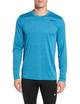 'legend 2.0' Long Sleeve Dri Fit Training T Shirt by Nike