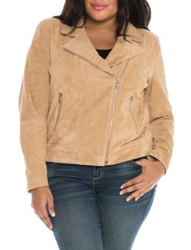 Canyon Suede Jacket by Slink Jeans