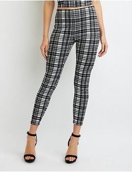 Plaid Pants by Charlotte Russe