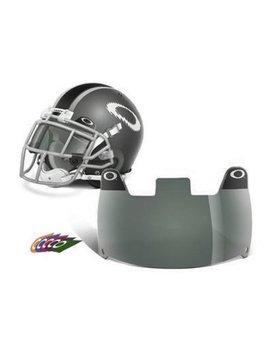 Oakley Football Eyeshield   45 Percent Grey by Oakley