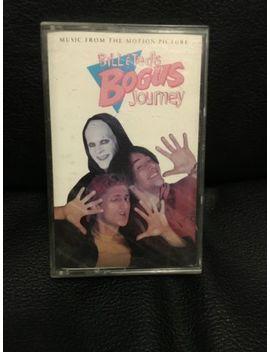 Bill And Ted's Bogus Journey Soundtrack Tape Cassette by Ebay Seller