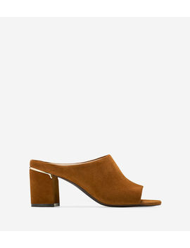 Laree Open Toe Mule (65mm) by Cole Haan