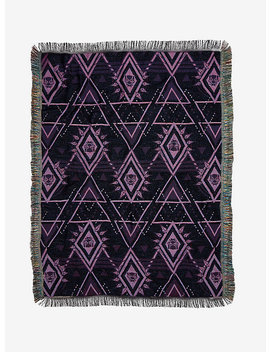 Marvel Black Panther Tapestry Throw Blanket by Hot Topic