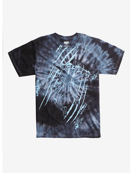 Marvel Black Panther Tie Dye T Shirt by Hot Topic