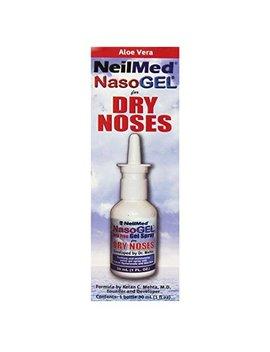 Neil Med Nasogel Drip Free Gel Spray, 1 Fluid Ounce by Neil Med