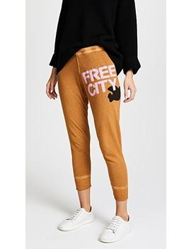 Freecity 3/4 Sweatpants by Freecity