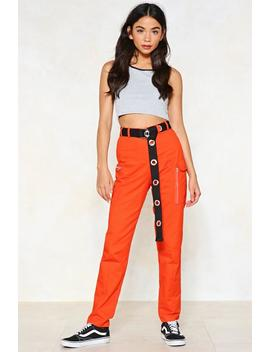 Utilize Your Skills Utility Pants by Nasty Gal