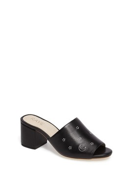 Cain Cosmos Slide Sandal by Raye