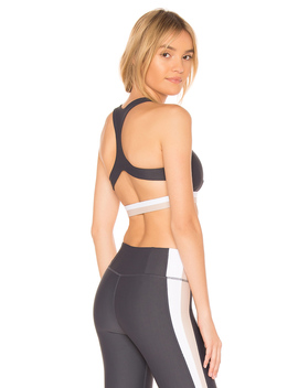 Tri Dawn Open Back Sports Bra by All Fenix
