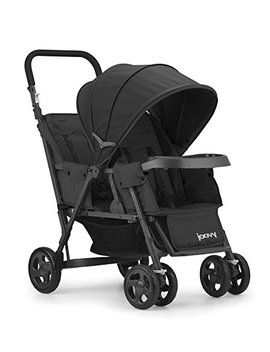Joovy Caboose Too Graphite Stand On Tandem Stroller, Black by Joovy