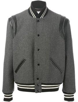 'teddy' Jacket by Saint Laurent