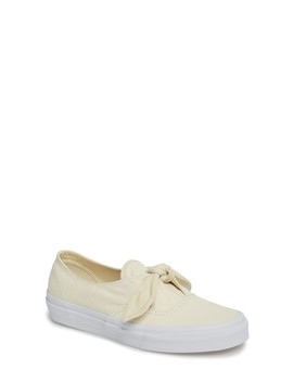 Ua Authentic Knotted Slip On Sneaker by Vans