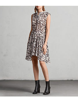 Victoria Magnolita Dress by Allsaints