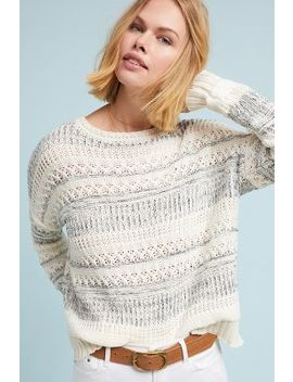 Selah Striped Pullover by John + Jenn