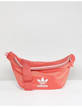 Adidas Originals Fanny Pack In Red by Adidas