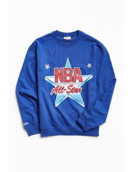 Mitchell & Ness '92 Nba All Stars Crew Neck Sweatshirt by Mitchell & Ness