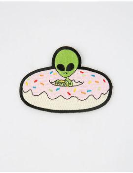 Alien Donut Patch by Tilly's