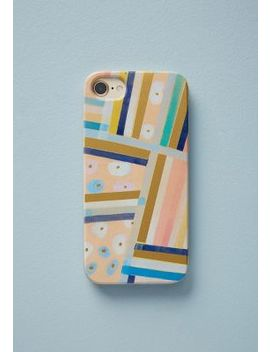 Lillian Farag I Phone Case by Lillian Farag