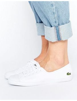 Lacoste Ziane Canvas Sneakers by Lacoste