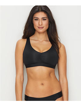 Color Splash Wire Free Bikini Top D E F Cups by Becca