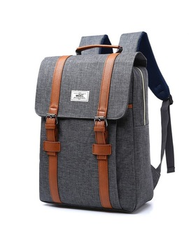 2017 Vintage Men Women Canvas Backpacks School Bags For Teenagers Boys Girls Large Capacity Laptop Backpack Fashion Men Backpack by Bosevev Factory Store