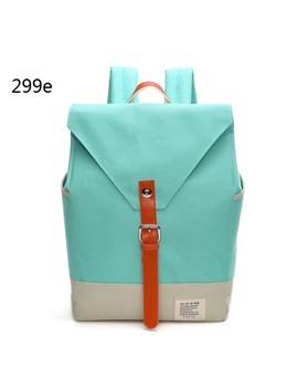 Man Er Wei Square Shape Oxford Women Backpack Korean Style Girl Backpacks Teenager School Bag Multifunctional Laptop Backpack by Miyahouse Backpack Store