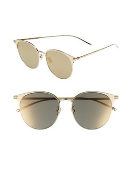 57mm Sunglasses by Saint Laurent