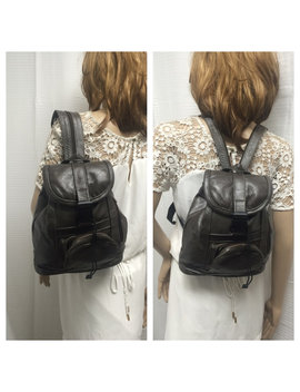 Backpack Bag,Metallic Gray, Leather Backpack, Leather Backpack, Bag Purse, Bags ,Purses by Etsy