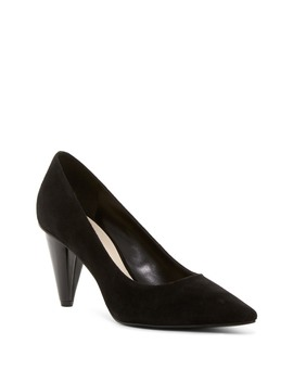 Fadey Suede Pump by Nine West