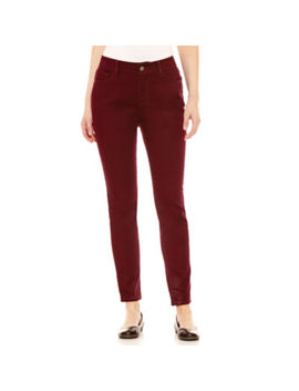 St. John's Bay Skinny Fit Jean by St. John`s Bay