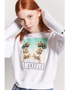 Los Angeles Graphic Top by Forever 21