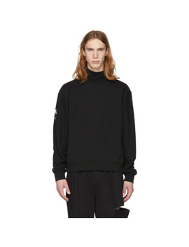 Black Perspective Turtleneck by Perks And Mini