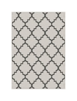 Legere Ivory Area Rug by Charlton Home