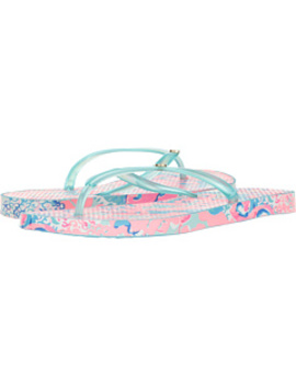 Pool Flip Flops by Lilly Pulitzer