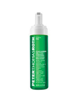 Cucumber De Tox Foaming Cleanser by Peter Thomas Roth