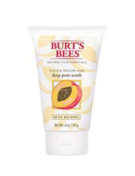 Peach & Willow Bark Deep Pore Scrub by Burt's Bees