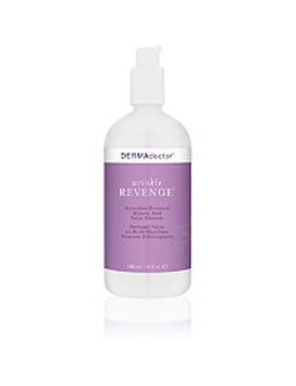 Wrinkle Revenge Antioxidant Enhanced Glycolic Acid Facial Cleanser by Dermadoctor