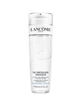 Eau Micellaire Douceur Cleansing Micellar Water W/ Rose Extract by Lancôme