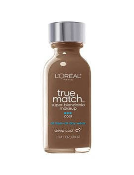L'oréal Paris True Match Super Blendable Foundation Makeup, Natural Ivory, 1 Fl. Oz. by L'oreal Paris