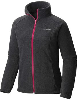 Columbia Women's Benton Springs Full Zip Fleece Jacket by Columbia