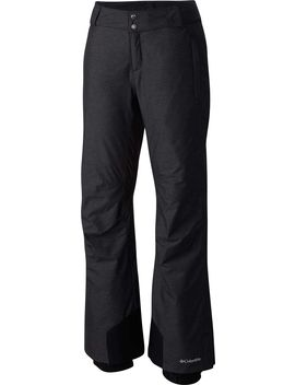 Columbia Women's Bugaboo Omni Heat Insulated Snow Pants by Columbia