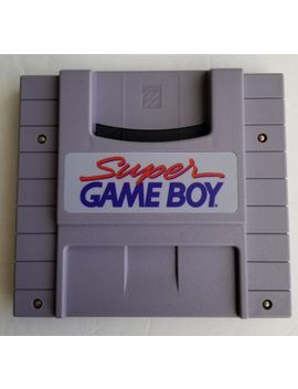 Super Gameboy Snes by Nintendo