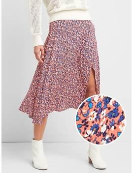 Wrap Midi Skirt by Gap